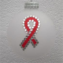 AIDS Awareness Ribbon Ornament