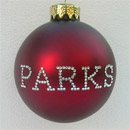Wine Personalized Ornament